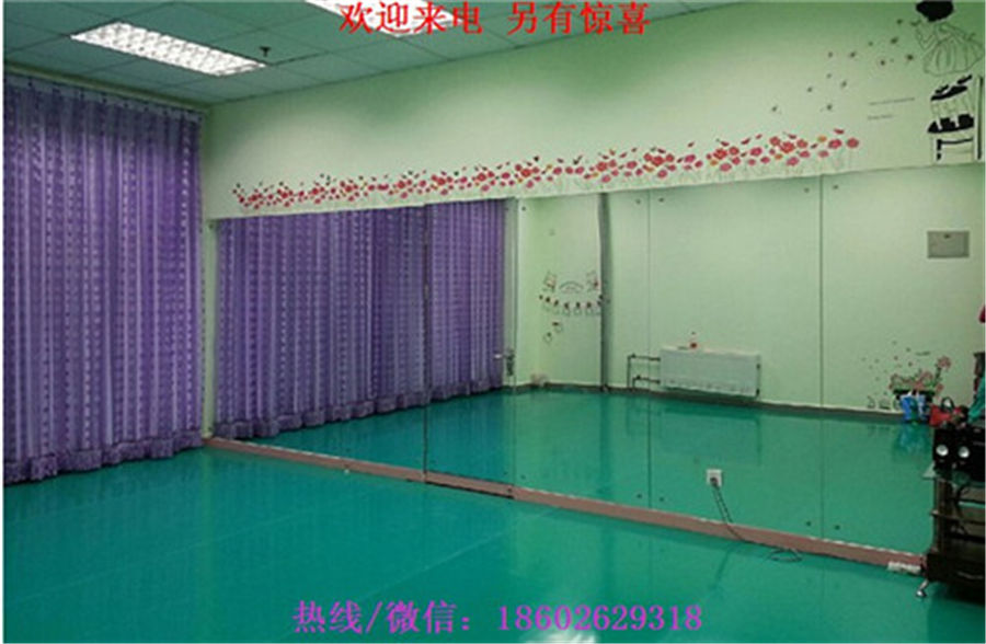 舞蹈室PVC地胶