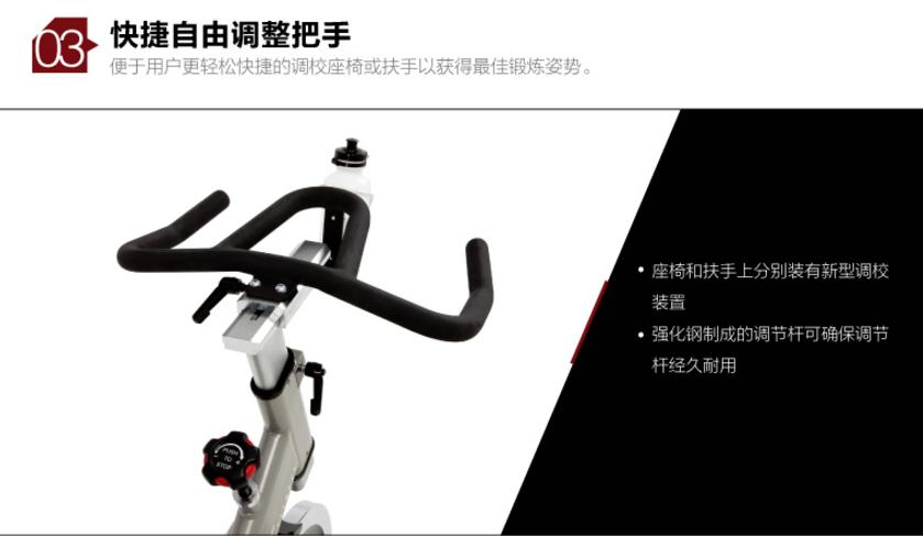 DYACO岱宇SS900进口磁控动感单车