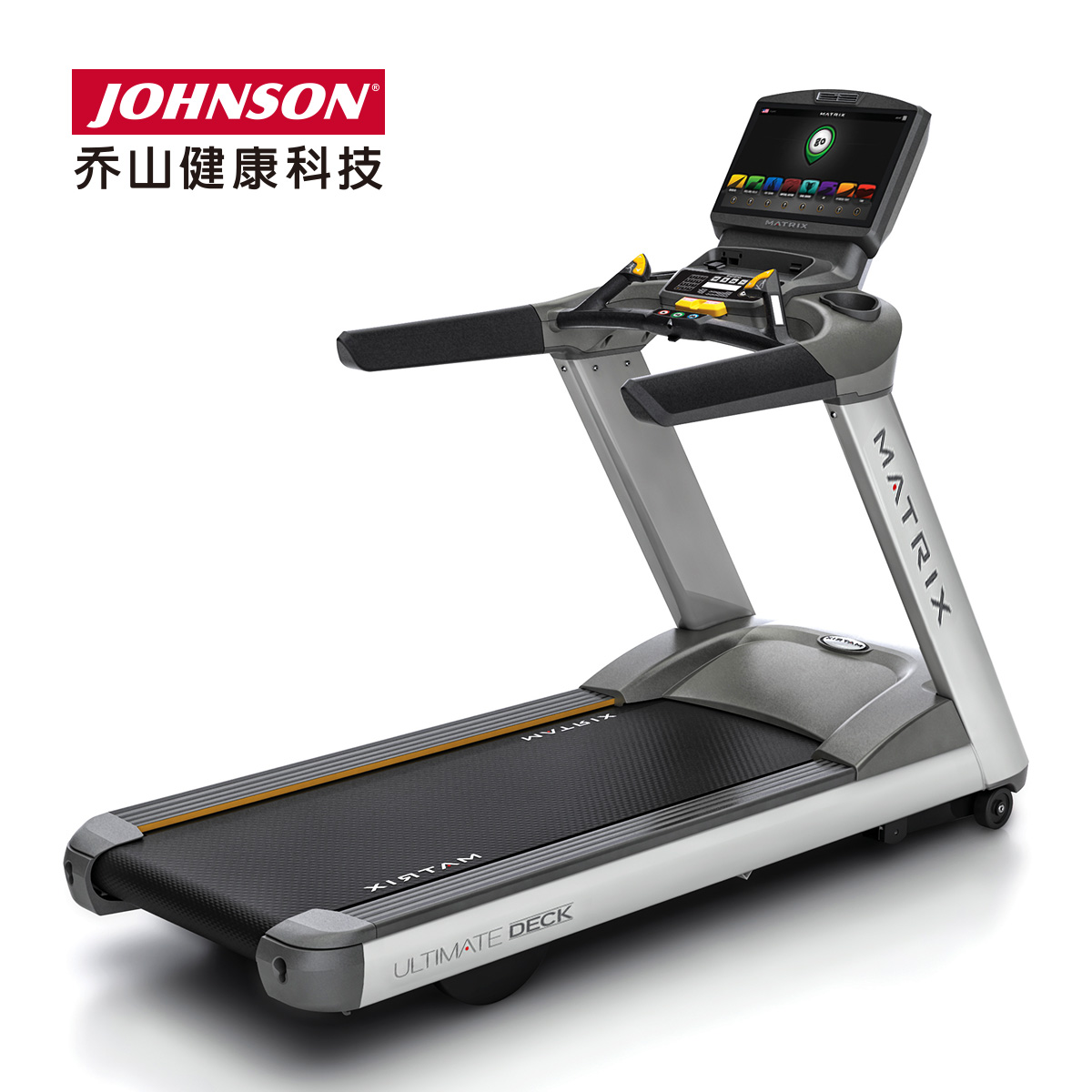 Johnson美国乔山IC7 商用动感单...