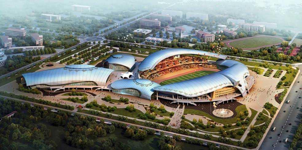 体育中心建设