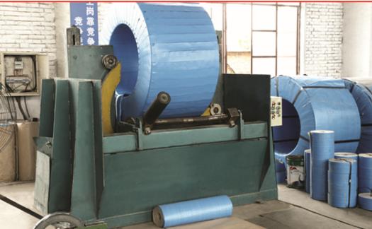 矿用钢绞线生产及检验设备