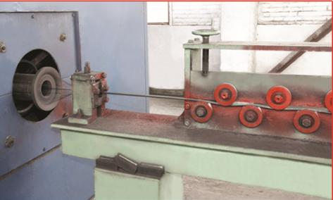 21.6鋼絞線生産及检验设备