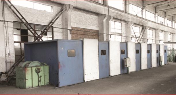 预应力鋼絞線生産及检验设备