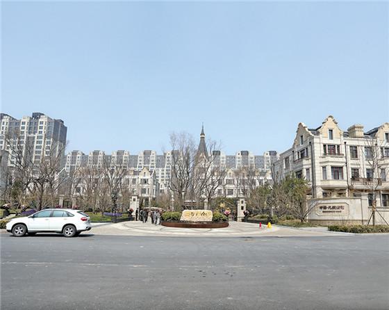 北京中海地产九号公馆