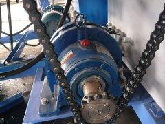 天津摆线针轮减速机安装案例