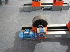 天津减速机厂家蜗轮蜗杆减速机安装案例