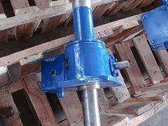 天津减速机厂家丝杆升降机使用案例