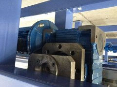 天津RV铝壳蜗轮蜗杆减速机厂家安装案例