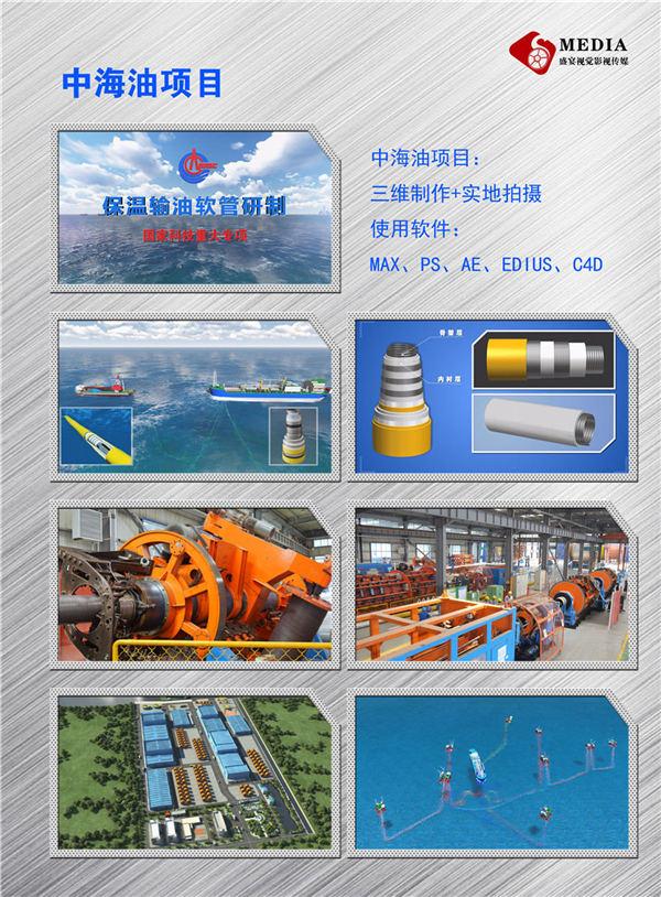 中海油宣传片拍摄制作