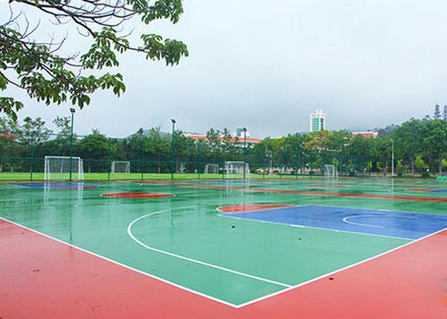 足球场塑胶地板