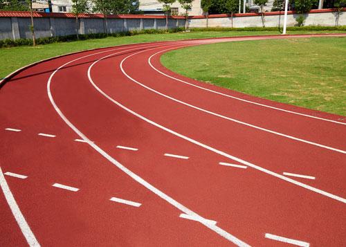 校园塑胶跑道