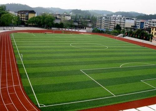 足球场塑胶跑道