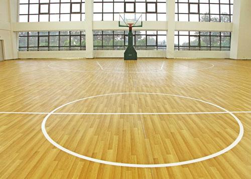 篮球场专用地板