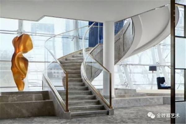 天津鐵藝樓梯