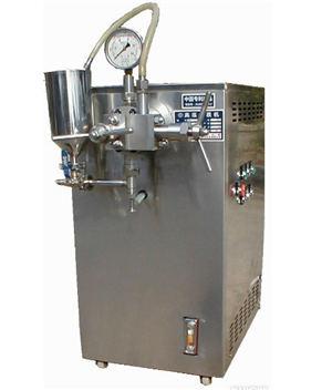 實驗型液壓式高壓均質機