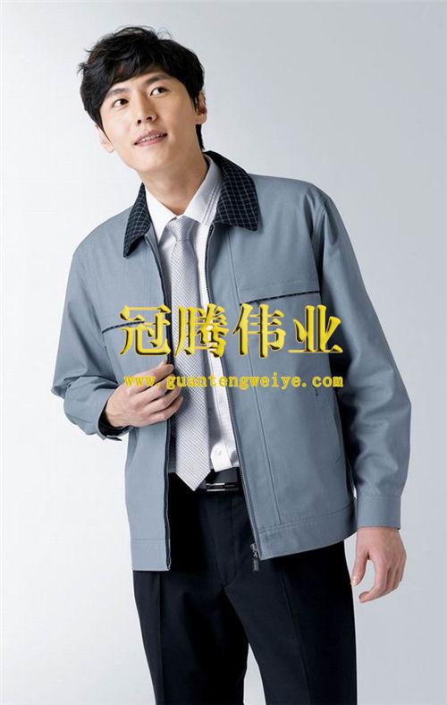 天津职业装样式