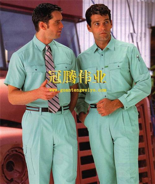 天津工作服布料
