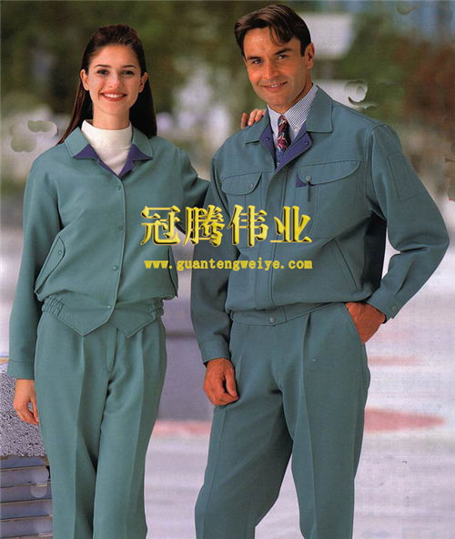 天津工作服品牌