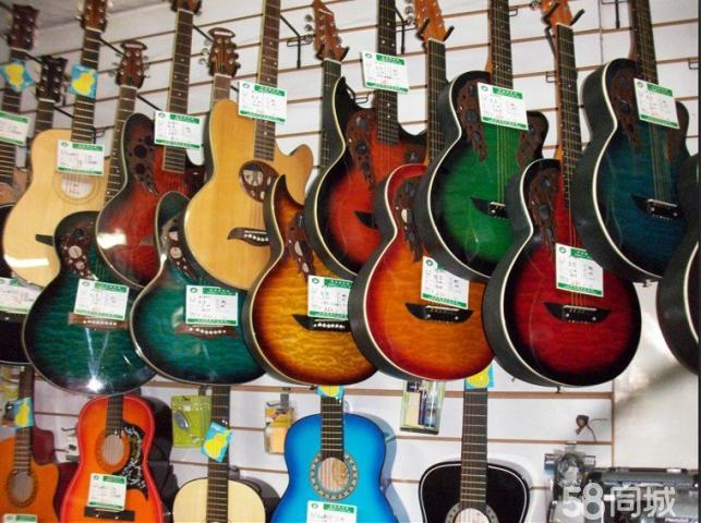 吉他哪家好