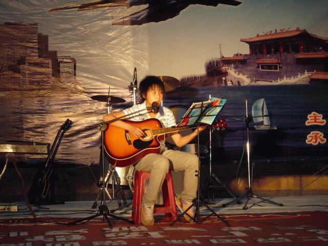 天津吉他培训学员风采