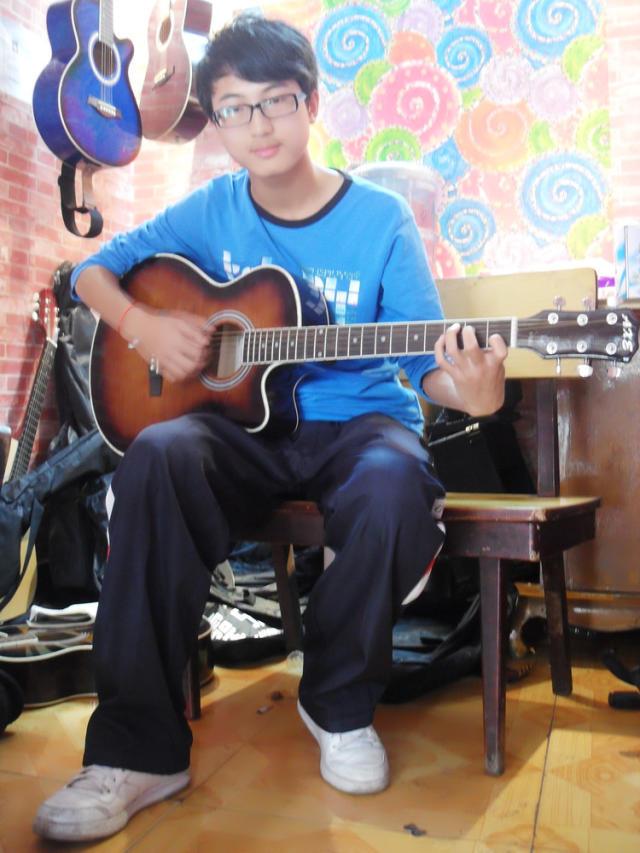 和平区吉他培训