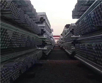 天津热镀锌焊管种类