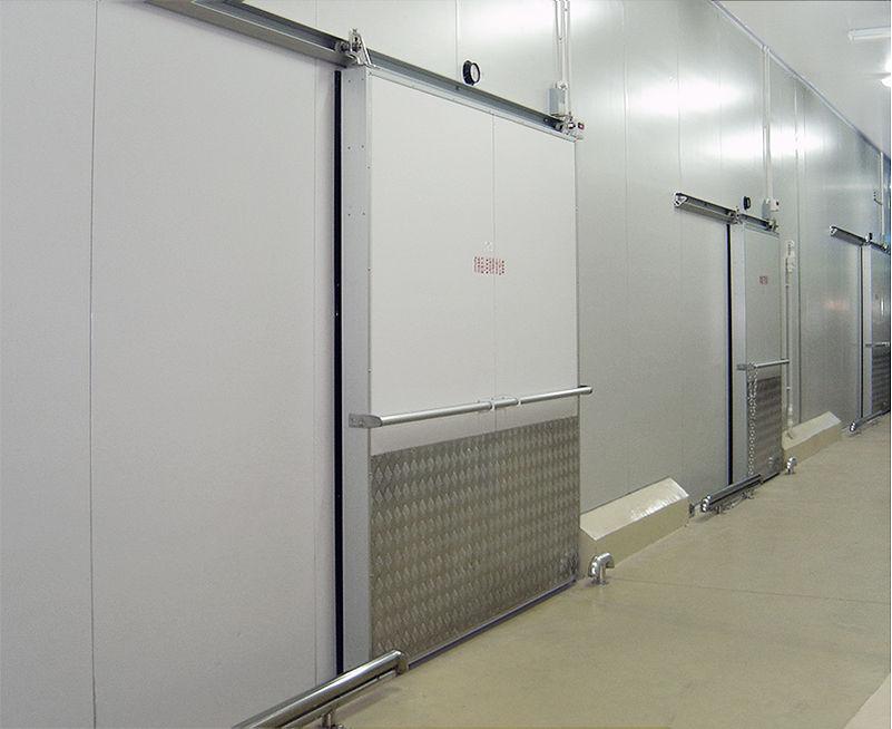 冷库设备的合理安装