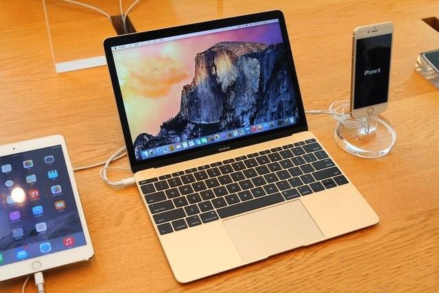 苹果MacBook(256GB/玫瑰金色)