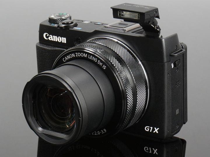 佳能G1X Mark II