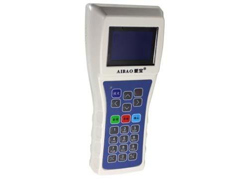 爱宝(Aibao)JTXF-2009P手持收费...