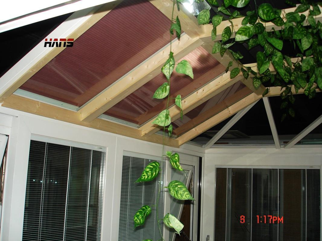 阳光房露台施工设计