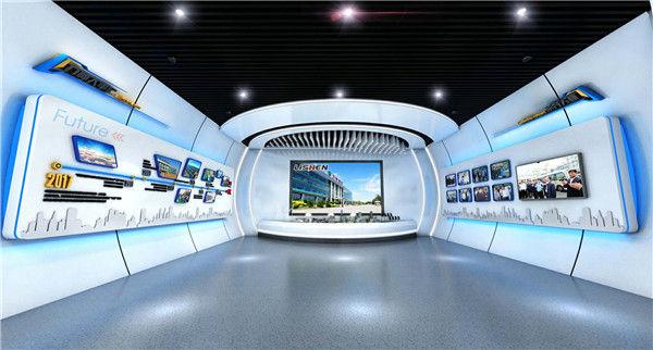 天津展馆展厅专业施工队