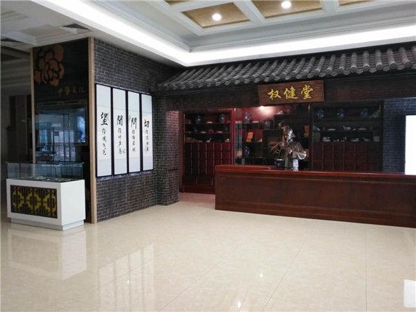 天津展馆展厅工程承包
