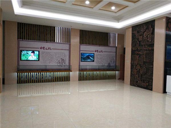 天津展馆展厅工程承包策划