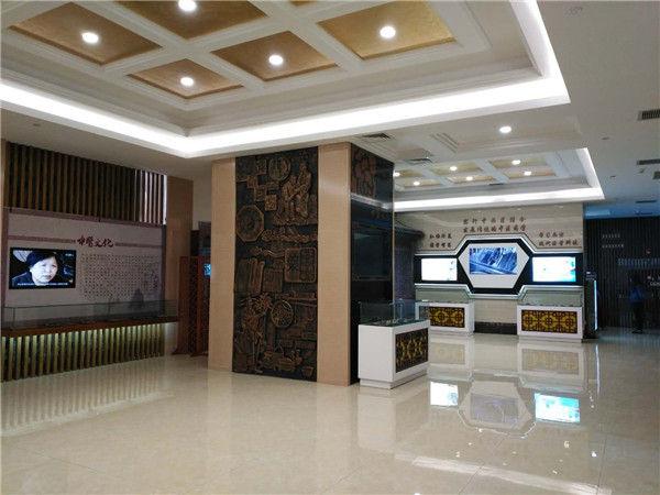天津展馆展厅工程承包设计