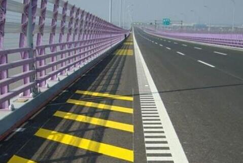 天津马路划线