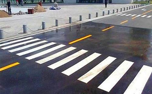 马路划线制作
