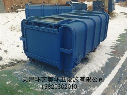 垃圾集装箱