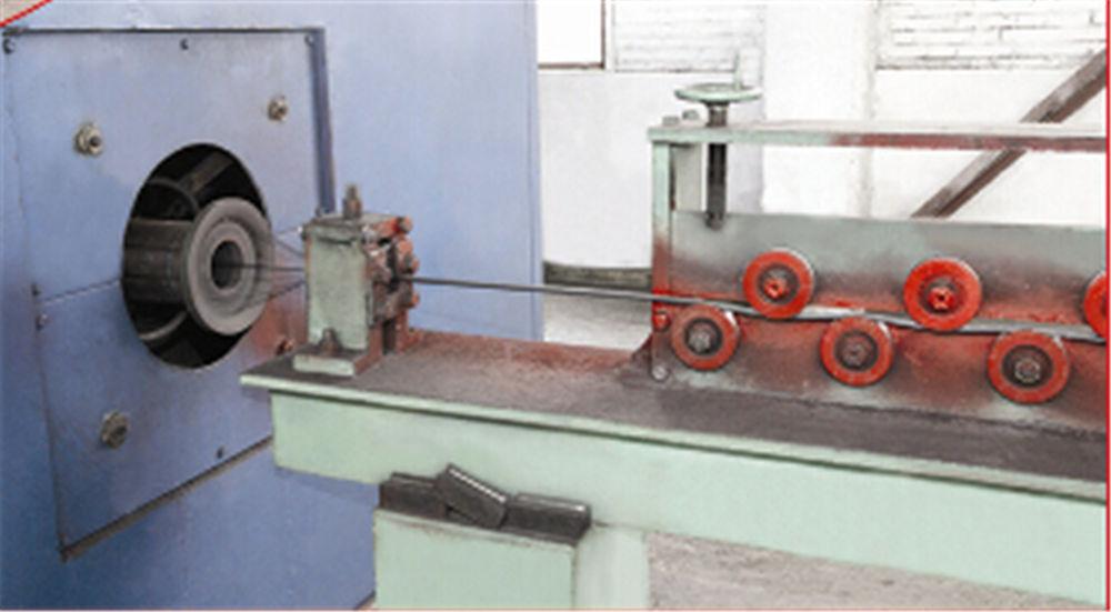 护坡用钢绞线生产及检验设备