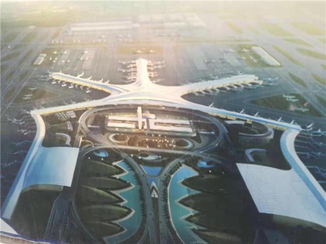 山东胶州机场