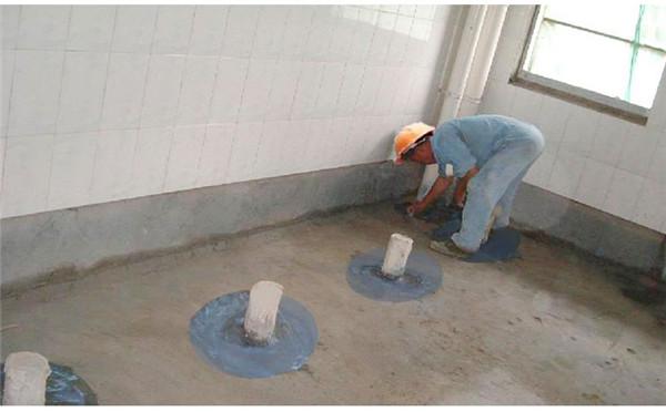 天津施工队正在施工