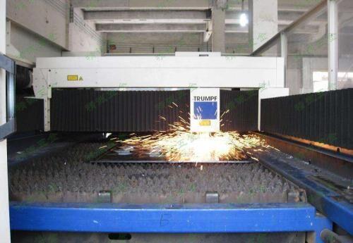 激光切割加工設備