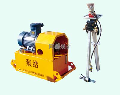 液压锚杆钻机施工中应注意哪些安全问题