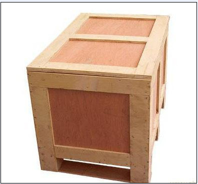 木箱包裝...