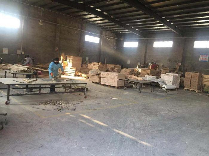 木箱生產...