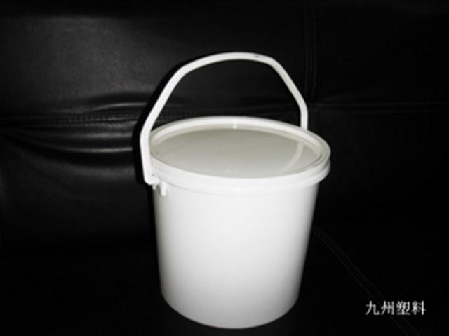 5L注塑桶(翻边)