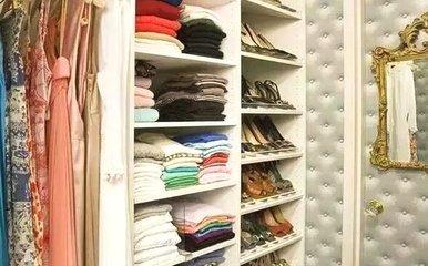 家居衣物整理规划设计
