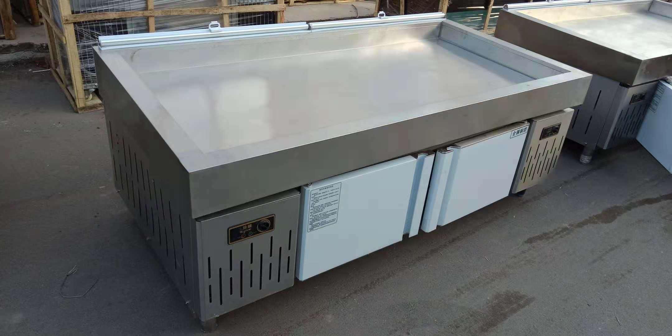 不锈钢冰台