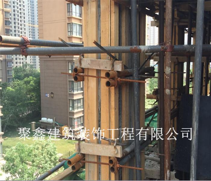别墅改造施工案例