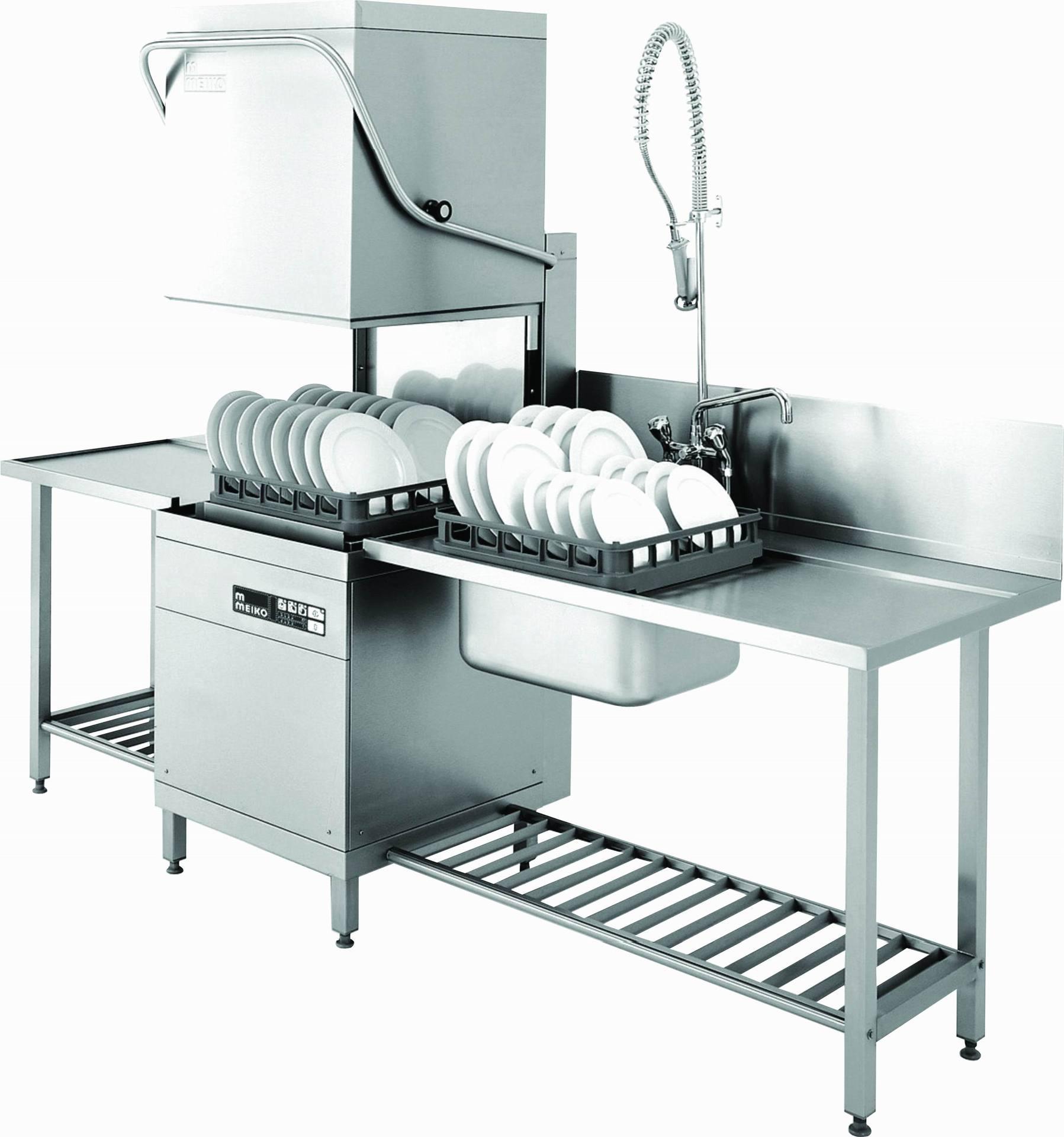 提拉式洗碗機